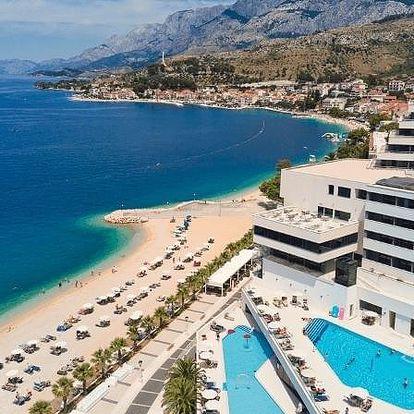 Chorvatsko - Podgora letecky na 8-15 dnů