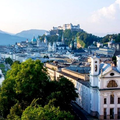 Moderní hotel v centru Salzburgu bez stravy 3 dny / 2 noci, 2 os., bez stravy