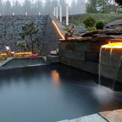 Aktivní dovolená na Šumavě v moderním hotelu - dlouhá platnost poukazu