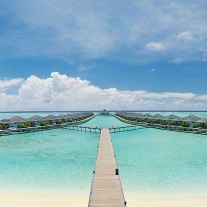 Maledivy - Ari Atol letecky na 9 dnů