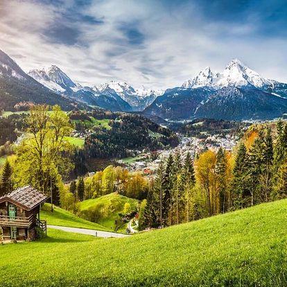 Alpy & Garmisch-Partenkirchen: lyžování, wellness vč. POLOPENZE - dlouhá platnost poukazu