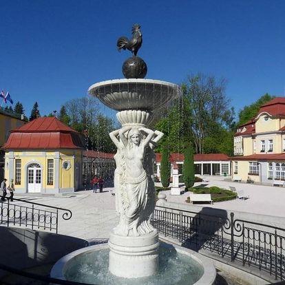 Zimní relax v Jizerkách: wellness a lázeňské procedury + večeře - dlouhá platnost poukazu