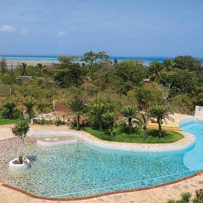 Tanzanie - Zanzibar letecky na 12 dnů, all inclusive