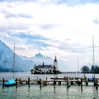 Wellness pobyt pro 2 mezi Lincem a Alpami - dlouhá platnost poukazu