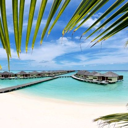 Maledivy - Kaafu atol letecky na 9-10 dnů