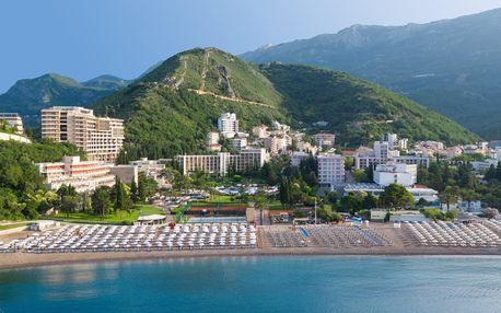 Černá Hora - Bečići na 11-13 dnů, all inclusive
