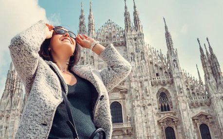 Moderní hotel nedaleko Milána se 100% hodnocením 3 dny / 2 noci, 2 os., snídaně