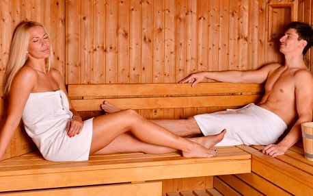 Privátní wellness pro 2: vířivka, sauna i masáž