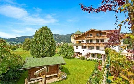 Romantika a wellness v kouzelném alpském hotelu - dlouhá platnost poukazu