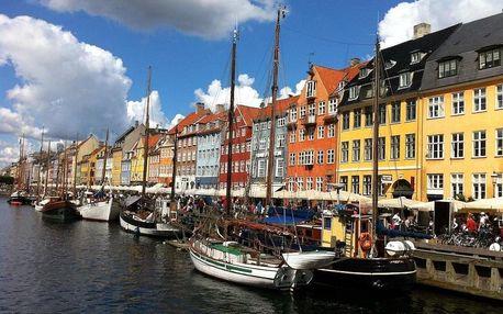 Designový hotel v krásné Kodani za TOP cenu - dlouhá platnost poukazu