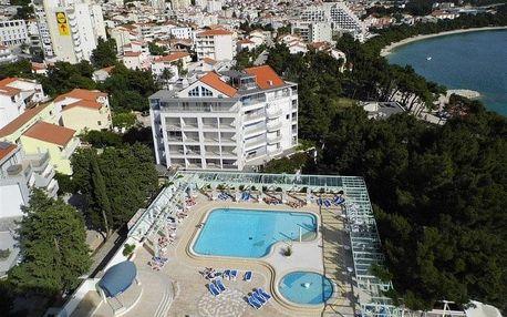 Chorvatsko - Makarska letecky na 8-15 dnů