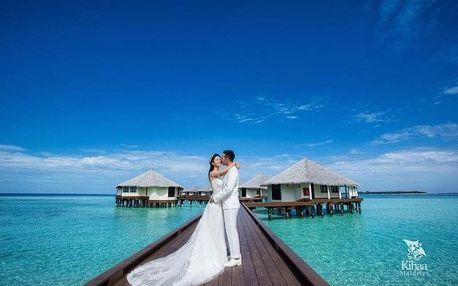 Maledivy letecky na 8-14 dnů