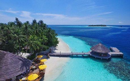 Maledivy - Severní Atol Male letecky na 9-10 dnů