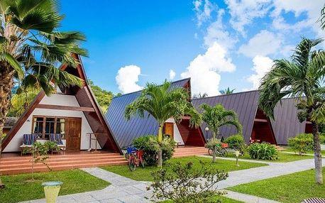 Seychely - La Digue letecky na 9-15 dnů