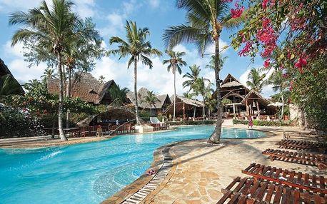 Tanzanie - Zanzibar letecky na 12-13 dnů, all inclusive