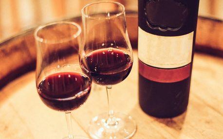 Degustace výjimečných portských vín pro dva