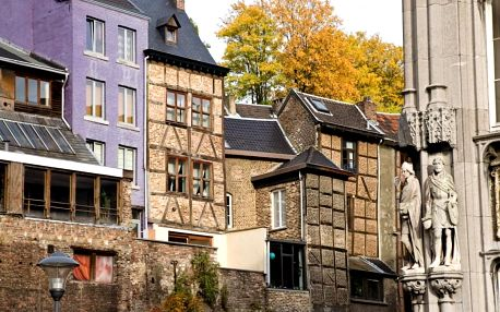 Užijte si krásu Lutychu a belgickou čokoládu 3 dny / 2 noci, 2 os., snídaně
