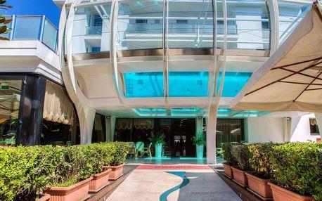 4* hotel Boemia v Itálii se snídaní