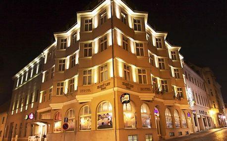 Luxusní ubytování & wellness v centru královského města Žatce - dlouhá platnost poukazu