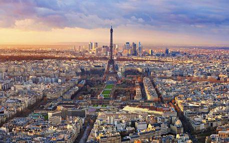 Romantický pobyt v útulném pařížském hotelu a HappyTime u klavíru - dlouhá platnost poukazu