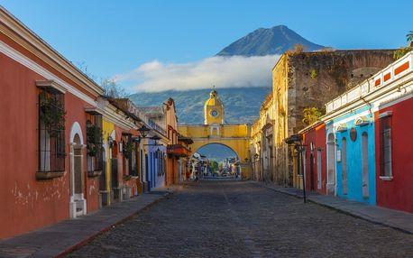 Mexiko letecky na 16 dnů, strava dle programu