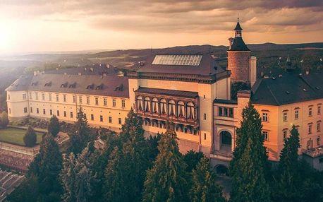 Pohádkový pobyt a wellness v luxusním hotelu Chateau Zbiroh nedaleko Prahy - dlouhá platnost poukazu