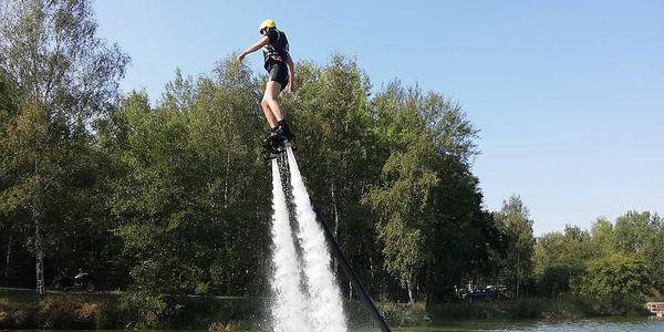 Flyboard v Praze, Brně, Plzni nebo Olomouci5