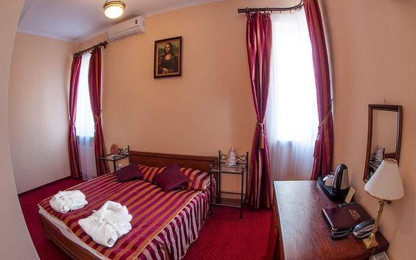 Krakov, město plné pokladů včetně polopenze 4 dny / 3 noci, 2 os., polopenze2