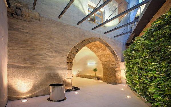 Romantický pobyt v luxusním hotelu u Karlova mostu 4 dny / 3 noci, 2 osoby, snídaně2
