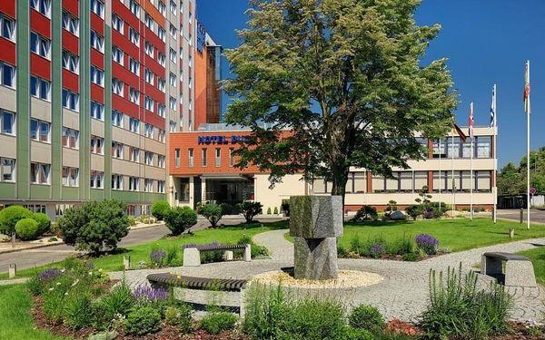 4* pobyt v Praze  prvotřídní hotel se skvělým spojením do centra 4 dny / 3 noci, 2 osoby, snídaně2