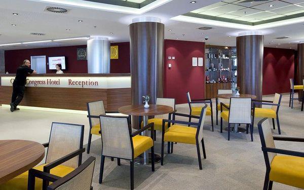 Odpočinkový pobyt v krásné Olomouci v moderním 4* hotelu + POLOPENZE  3 dny / 2 noci, 2 os., polopenze2