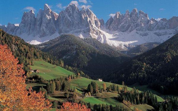 Wellness a relaxace pro celou rodinu v Jižním Tyrolsku 4 dny / 3 noci, 2 os., snídaně4