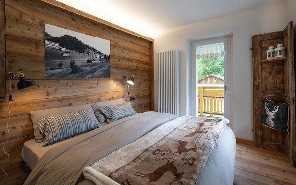 Malebný horský hotel v Dolomitech u Passo Cereda 4 dny / 3 noci, 2 os., snídaně2