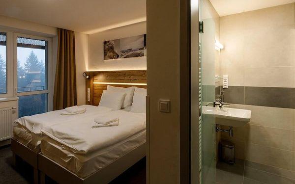 Aktivní dovolená na Šumavě v moderním hotelu  3 dny / 2 noci, 2 os., snídaně2