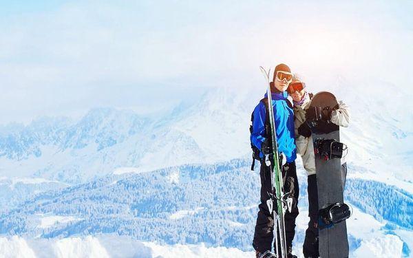 Luxusní wellness pobyt v rakouských Alpách 4 dny / 3 noci, 2 os., snídaně2