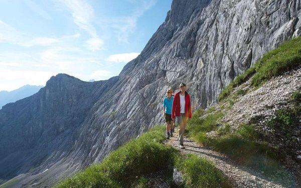 Lyžování, treking a wellness nedaleko Garmisch-Partenkirchen  3 dny / 2 noci, 2 os., snídaně2