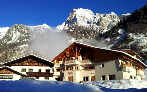 Wellness a relaxace pro celou rodinu v Jižním Tyrolsku 4 dny / 3 noci, 2 os., snídaně5