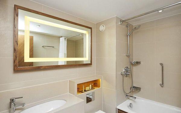 Londýn  pobyt v luxusním hotelu s TOP polohou u Hyde Parku 3 dny / 2 noci, 2 os., snídaně2