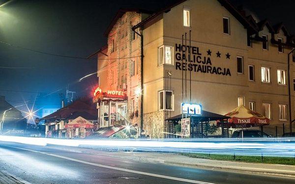 Krakov, město plné pokladů včetně polopenze 4 dny / 3 noci, 2 os., polopenze5