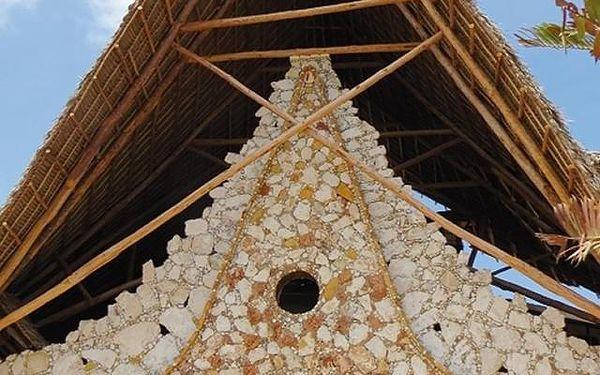 PALUMBO KENDWA, Zanzibar, letecky, all inclusive2