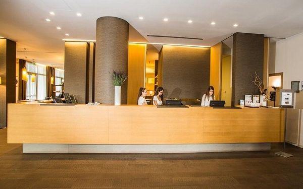 Moderní hotel nedaleko Milána se 100% hodnocením 4 dny / 3 noci, 2 os., snídaně2