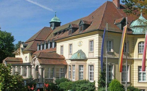 Skvělý wellness v bavorských termálních lázních a vstup do aquaparku zdarma 4 dny / 3 noci, 2 os., snídaně2