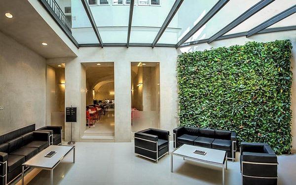 Romantický pobyt v luxusním hotelu u Karlova mostu 4 dny / 3 noci, 2 osoby, snídaně3