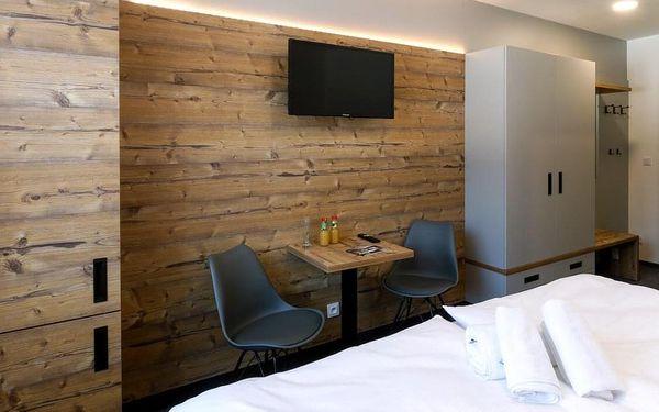 Aktivní dovolená na Šumavě v moderním hotelu  3 dny / 2 noci, 2 os., snídaně4