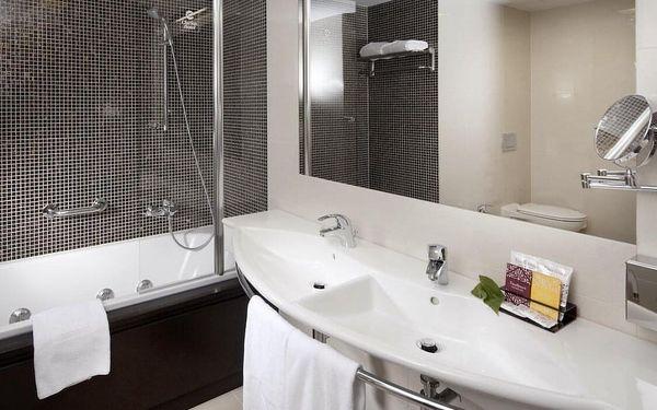 Odpočinkový pobyt v krásné Olomouci v moderním 4* hotelu + POLOPENZE  3 dny / 2 noci, 2 os., polopenze4