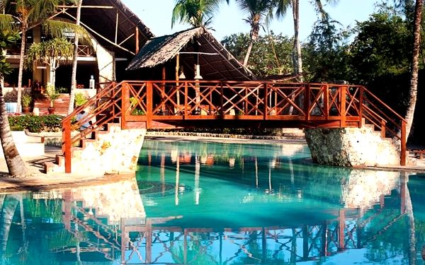 PALUMBO REEF RESORT, Zanzibar, letecky, all inclusive4