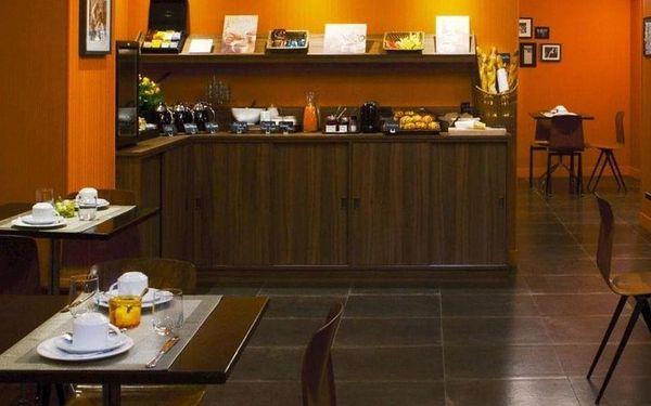 Romantický pobyt v útulném pařížském hotelu a HappyTime u klavíru 3 dny / 2 noci, 2 os., snídaně3