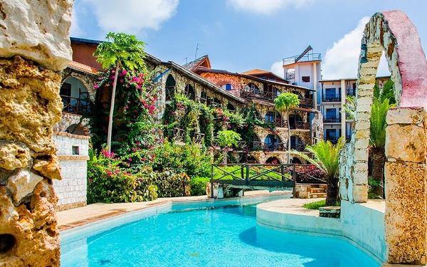 PALUMBO KENDWA, Zanzibar, letecky, all inclusive3