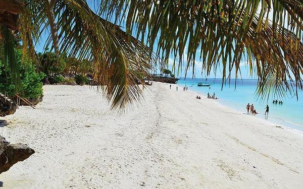 PALUMBO KENDWA, Zanzibar, letecky, all inclusive4