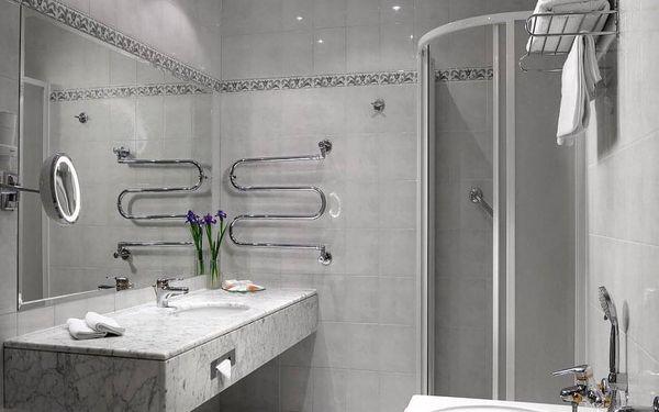 Luxusní 5* hotel v Praze na Václavském náměstí  3 dny / 2 noci, 2 os., snídaně4